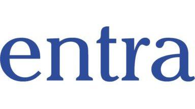 Entra Logo