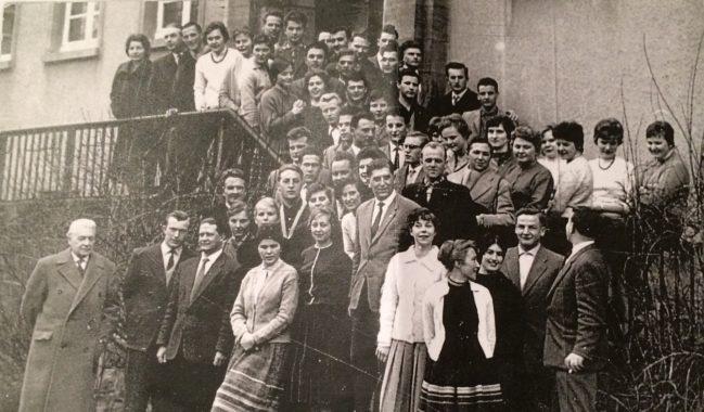 17. Bauernhochschulkurs 1959/60 - 11. Oktober 1959 bis 4. März 1960