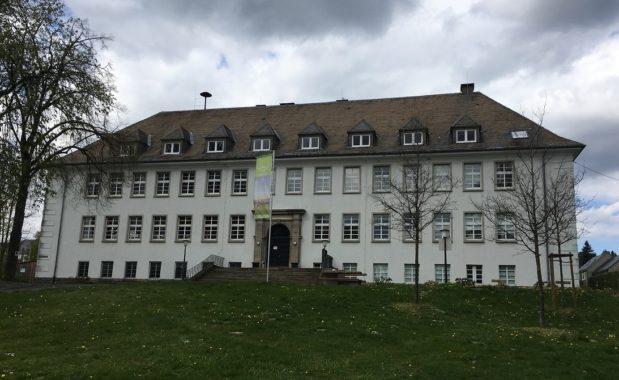 Ehemalige Bauernhochschule im heutigen Bad Fredeburg im Sauerland