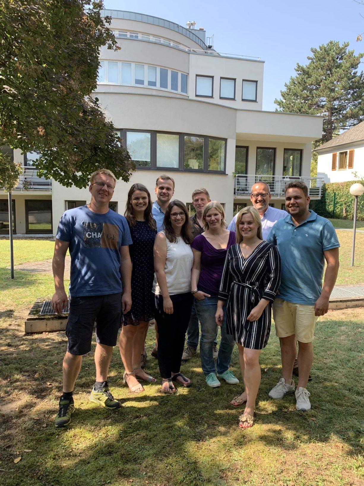 Vorstand des Freundeskreis der Altfredeburger e.V. (Sommer 2019)