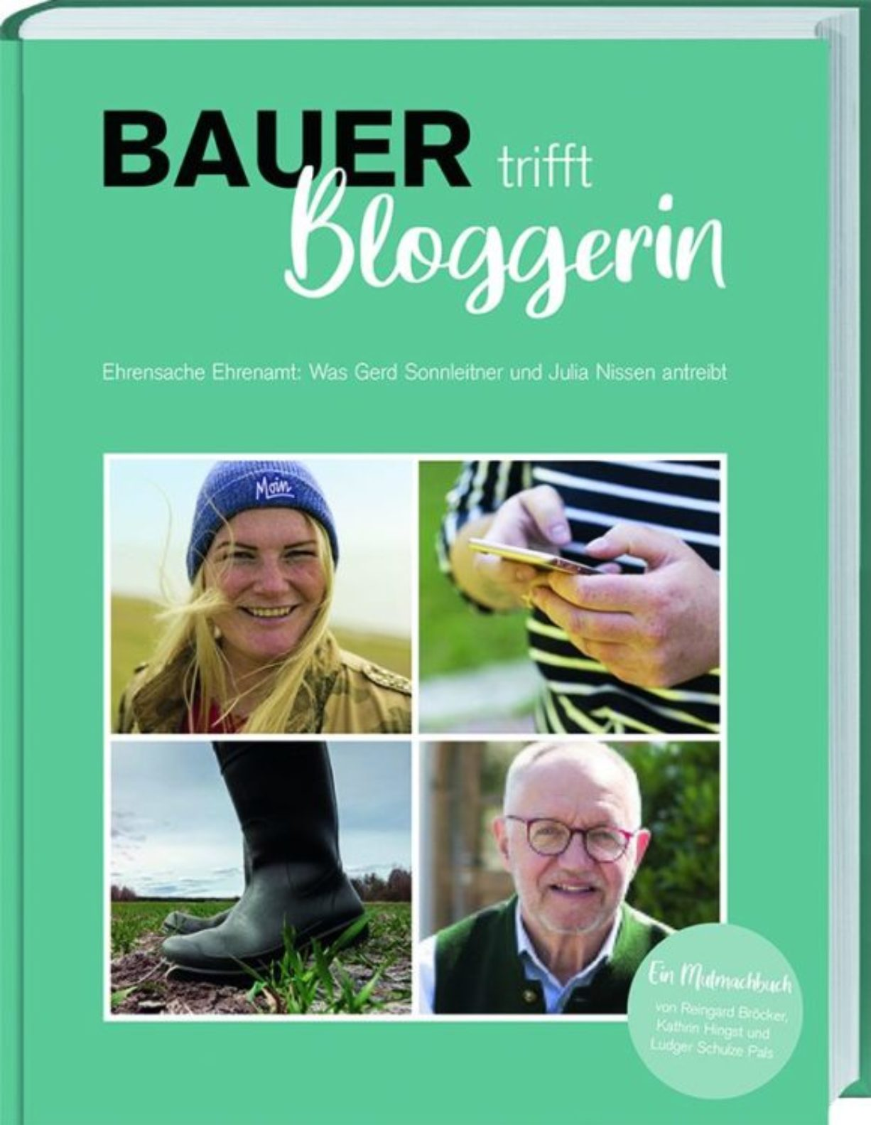 Buchcover (Foto: Landwirtschaftsverlag GmbH)