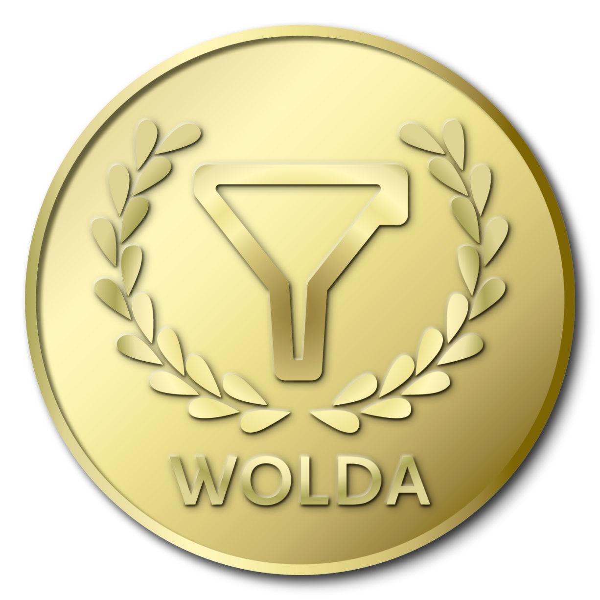 WOLDA Gold Medal