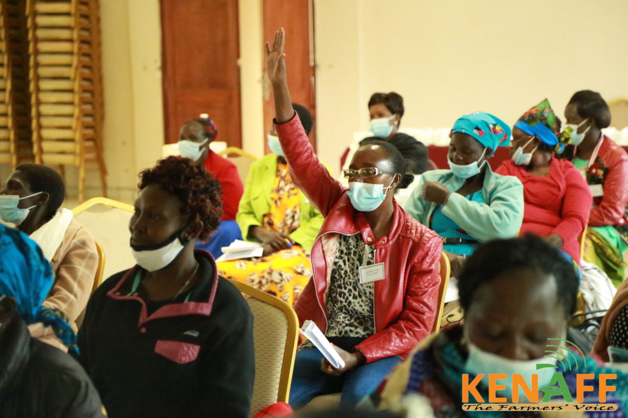 KENAFF's General Assembly