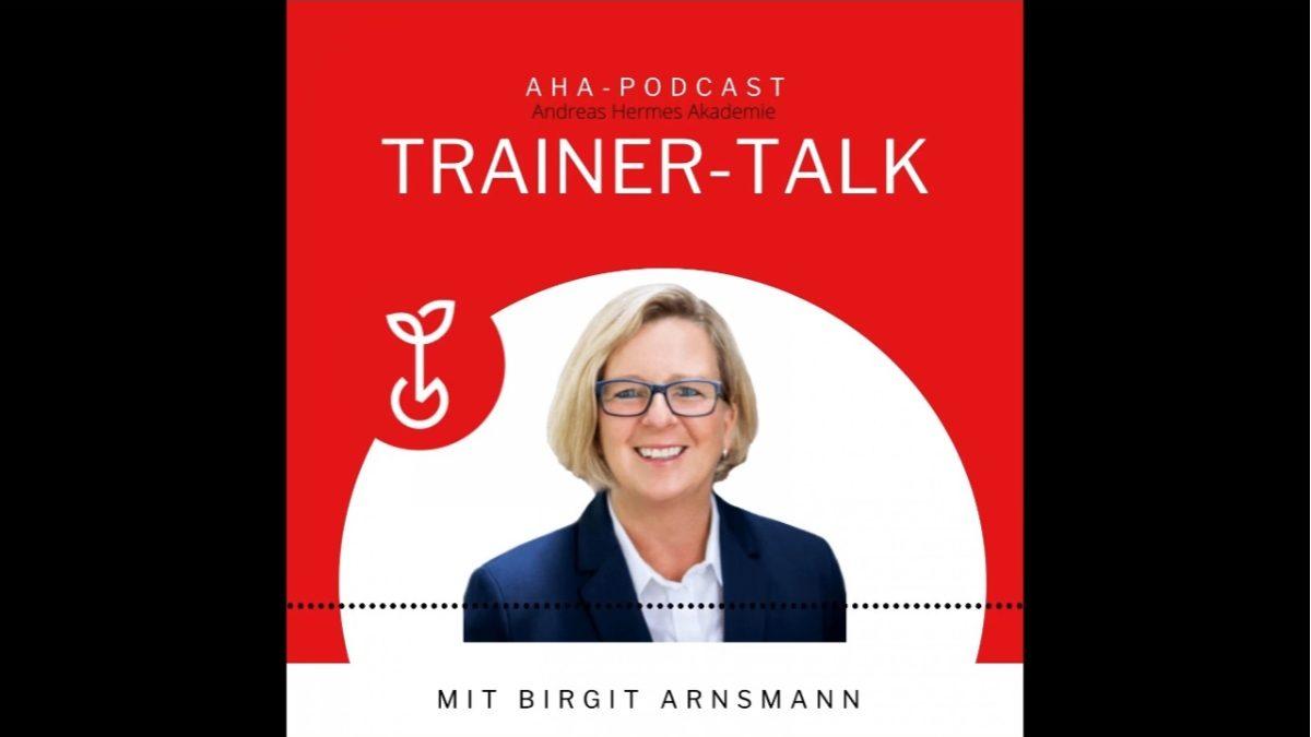 Audiogramm Trainer-Talk mit Birgit