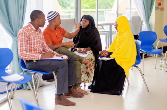 Trainerausbildung Sansibar